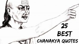 25 best chanakya quotes