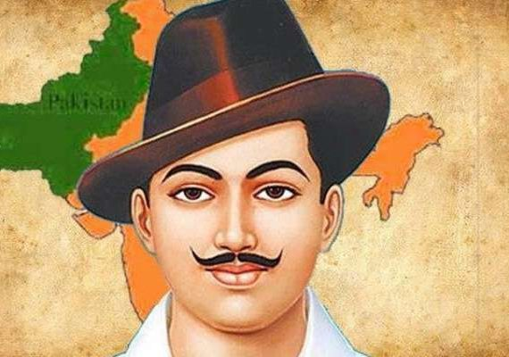 Top 10 Bhagat Singh Quotes || Bhagat Singh Quotes in English