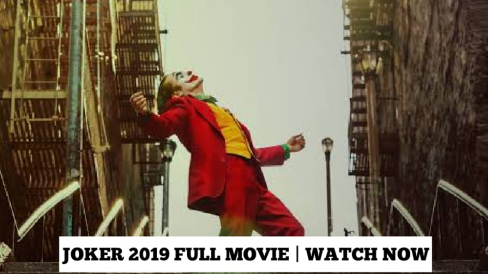 Joker 2019 full movie download Filmyzilla