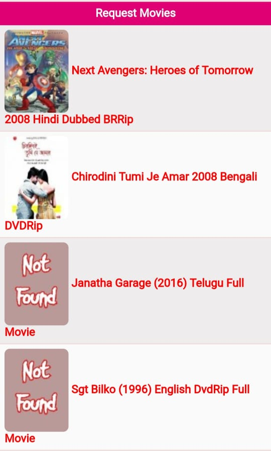 Download Latest Bollywood Movies In Mp4 Format