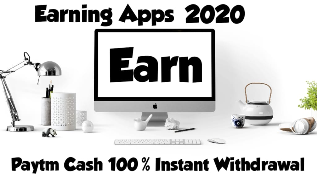 top paytm earning apps 2020