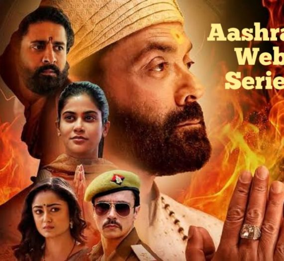 Aashram (2020) Web Series Download Season 1 & 2 all Episodes in 480p, 720p and Full HD