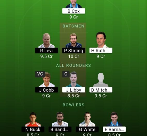 NOR vs WOR Dream 11 Tips and Prediction | Northamptonshire vs Worcestershire English T20 Blast Dream 11 experts Today on 15th September