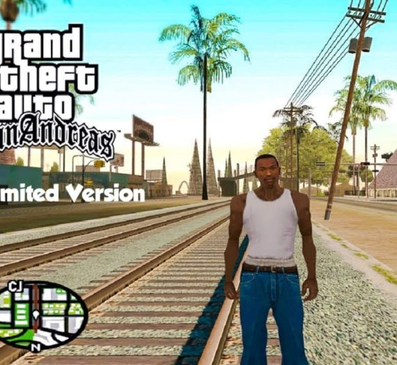 Download GTA San Andreas MOD APK V-2.0 for Android (APK+OBB)