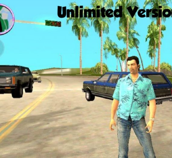 Download GTA Vice City MOD APK V-1.08 for Android (MOD, Unlimited Money)