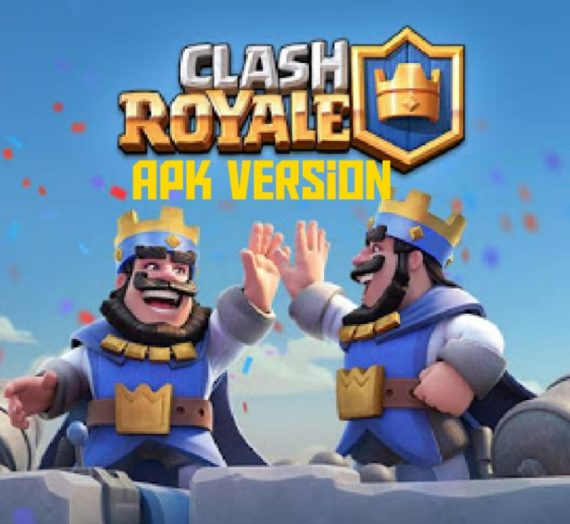 Download Latest Clash Royale MOD APK V-3.3.2 for Android (Unlimited Gold+Gems)