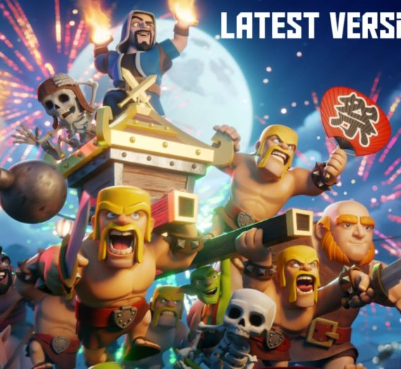 Download Latest Clash of Clans MOD APK V-13.369.18 (Unlimited Health and Money)