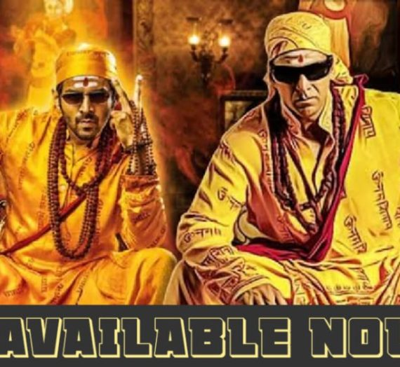 Bhool Bhulaiyaa 2 Full Movie Download Filmyzilla Hindi Audio in 480p & 720p