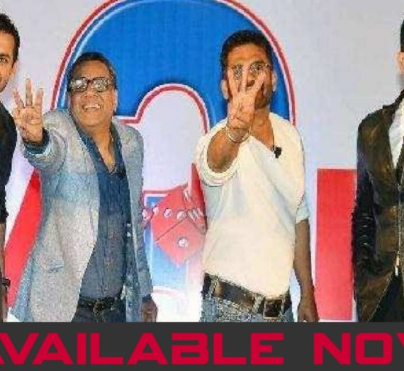 Hera Pheri 3 Full Movie download Filmyzilla in Hindi, Review, Caste & Release Date