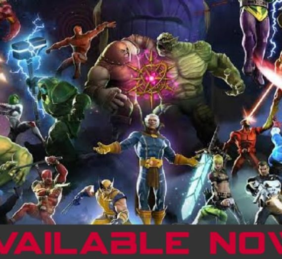 MARVEL Contest of Champions MOD APK 29.2.1 Download | Latest God Mode Unlimited Money For Android