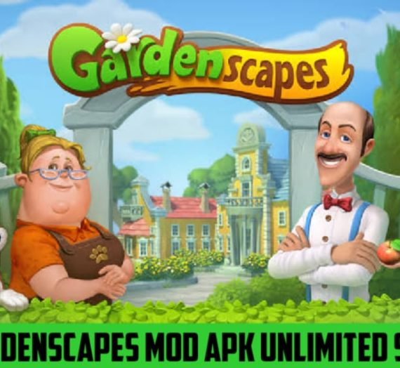 Gardenscapes MOD Apk V-5.0.2 Download Latest Version with Unlimited Stars &