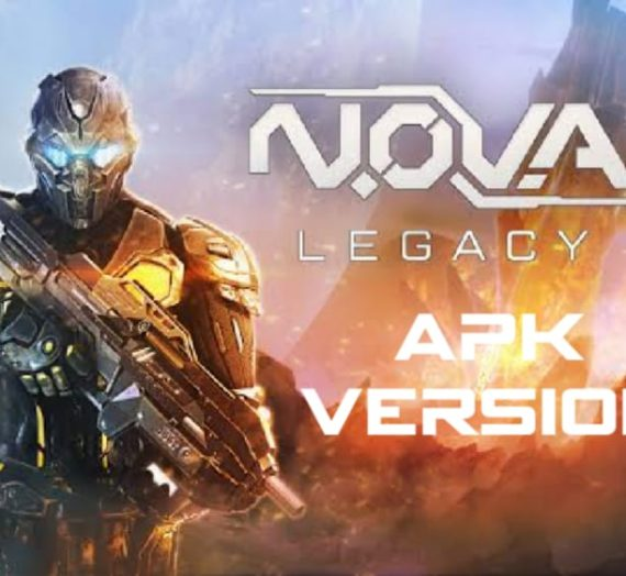 N.O.V.A. Legacy MOD Apk V-5.8.3c Download (Unlimited Money) For Android & iOS